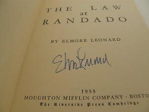 The Law at Randado: Leonard, Elmore