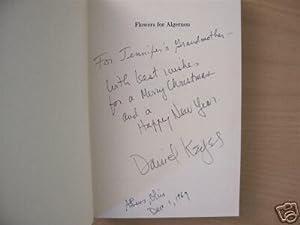 Flowers For Algernon Keyes Daniel