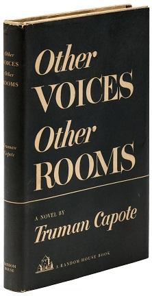 Other Voices Other Rooms by Capote, First Edition ...