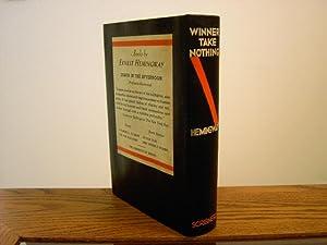 Winner Take Nothing: Hemingway, Ernest