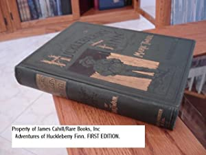 Adventures of Huckleberry Finn: Twain, Mark