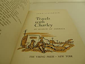 Travels with Charley: Steinbeck, John