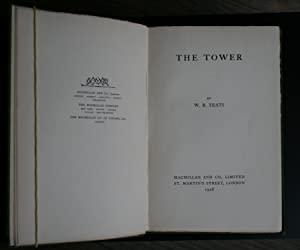 The Tower: Yeats, W.B.