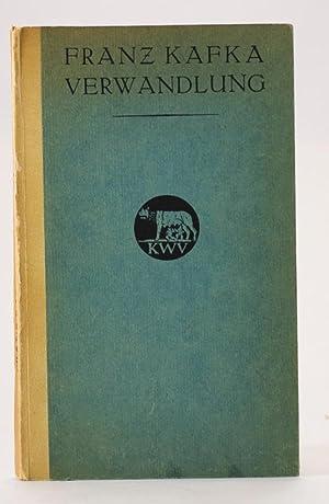 Metamorphosis (Verwandlung): Kafka, Franz