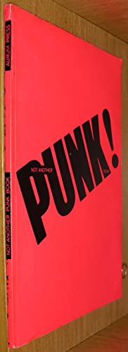 Not Another Punk Book.: ANSCOMBE (ISABELLA or