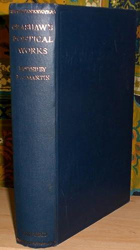 The Poems, English Latin and Greek, of: CRASHAW (RICHARD) [1612/13-1648].