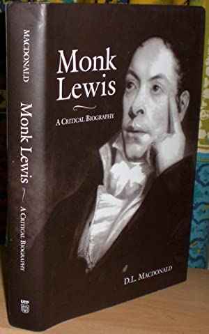 Monk Lewis: A Critical Biography.