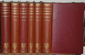 The Early Letters of Wiiliam and Dorothy Wordsworth (1787-1805), 1935; TOGETHER WITH: The Letters...