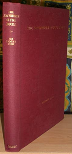 The Adventures of Five Hours by Sir Samuel Tuke. Adapted from the Spanish of an Unknown Play of C...