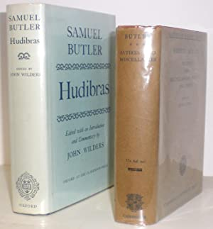 Hudibras. Edited with an Introduction and Commentary by John Wilders. [Oxford English Texts serie...