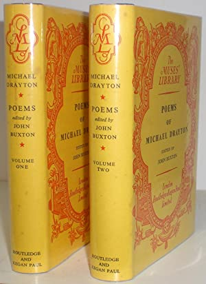 Poems of Michael Drayton. Edited by John Buxton. In two volumes. [The Muses' Library series].