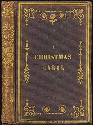 A Christmas Carol. In Prose. Being a: DICKENS, Charles