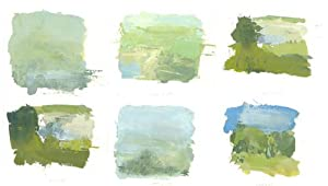 Between Earth and Sky. Coastal Gouaches. [With an introduction by the artist]: SHILS, Stuart