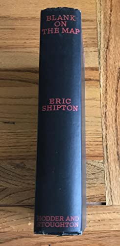 BLANK ON THE MAP: SHIPTON ERIC - EE