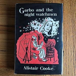 GARBO AND THE NIGHT WATCHMEN: COOKE ALASTAIR - GRAHAM GREENE