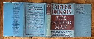 THE GILDED MAN: DICKSON CARTER