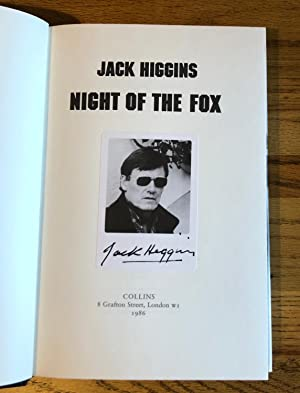 Night of the Fox: HIGGINS JACK