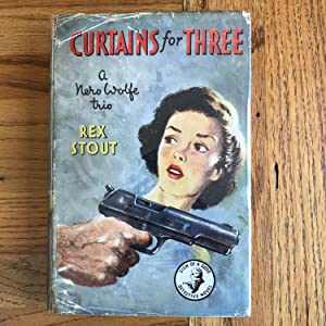 Curtains for Three: STOUT REX