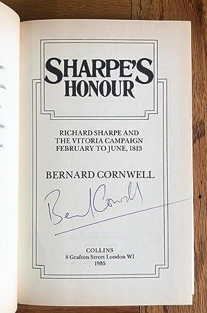 Sharpe's Honour: CORNWELL BERNARD