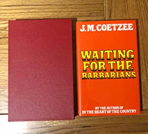 Waiting for the Barbarians: COETZEE J M