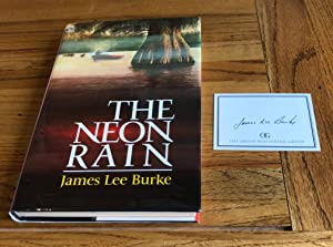 The Neon Rain: BURKE JAMES LEE