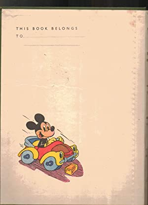 Mickey Mouse Annual 1950 [Copyright 1949.]