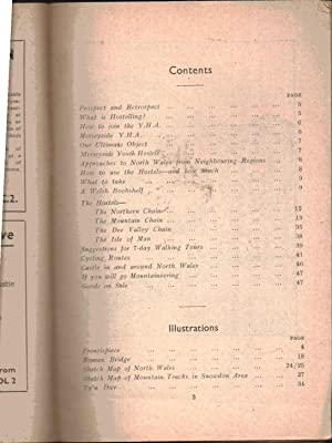 The North Wales Hostels Handbook with Some Diversion Into Cheshire and the Isle of Man: R. J. ...