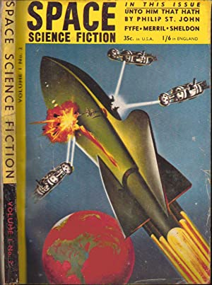 SPACE Science Fiction. Volume 1. No. 2.