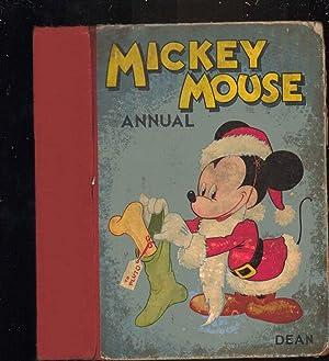 Mickey Mouse Annual for 1947 [Walt Disney: Walt Disney