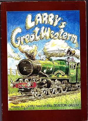 Larry's Great Western: Larry Forrester; Bill