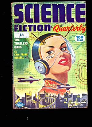 Science Fiction Quarterly. No. 4. BRITISH EDITION. November 1952.: Robert W. Lowndes: Editor;