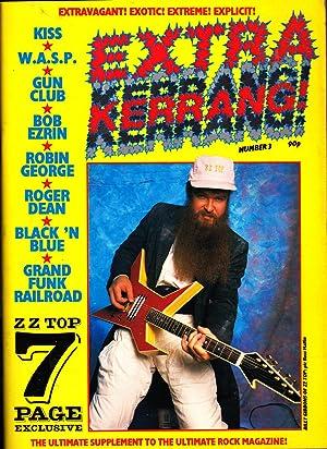 EXTRA KERRANG Magazine. Number 3. 1984