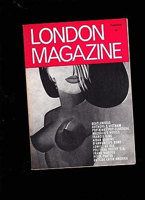 London Magazine. SEPTEMBER 1967