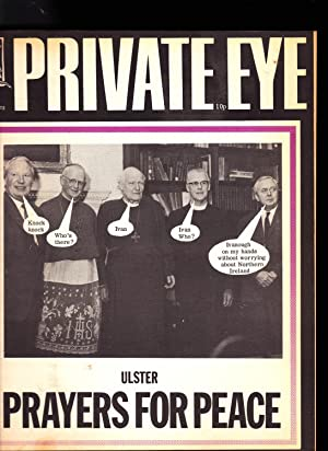 Private Eye. No. 269. Friday 7 APRIL 1972: Richard Ingrams: Editor