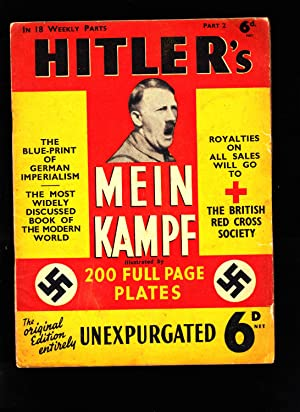 Part 2 of HITLER'S MEIN KAMPF: Illustrated.: Adolph Hitler
