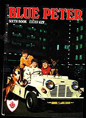 Blue Peter Sixth Book. Annual