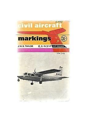 Civil Aircraft MARKINGS 1966. 16th Edition: John W. R. Taylor