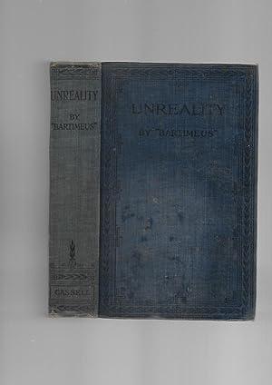 Unreality: A Romance: Bartimeus