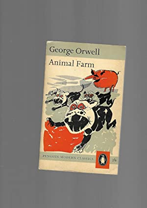 the wrong use of power in the novel animal farm by george orwell Animal farm, george orwell's satire, which became the cold war candide, was finished in 1944, the high point of the soviet-western alliance against fascism it was a warning against dealing with stalin and, in the circumstances, a prescient book orwell had trouble finding a publisher, though.