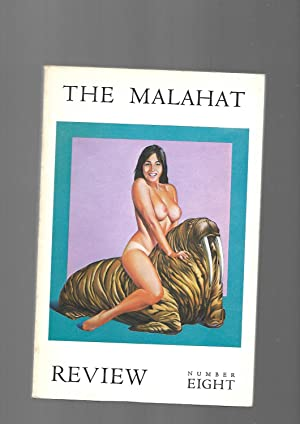 THE MALAHAT REVIEW. NUMBER EIGHT. OCTOBER 1968. UNIVERSITY OF VICTORIA. #8