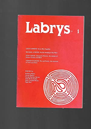 Labrys 1. February 1978. Issue One: Grahaeme Barrasford Young