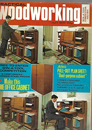 Practical Woodworking Magazine. July 1971.