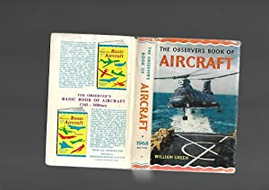 The Observer's Book of Aircraft ------ 17th Edition. 1968 Edition: William Green: Compiler