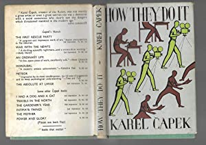 How They Do It: Karel Capek; Translated