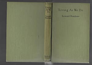 Living as We Do: Leonard Henslowe