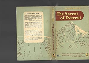 The Ascent of Everest: John Hunt; Foreword By Philip Duke of Edinburgh