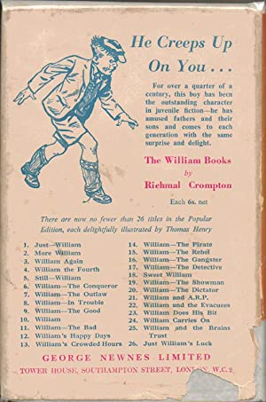 WILLIAM THE BOLD: Richmal Crompton