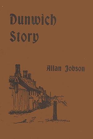 DUNWICH STORY: Allan Jobson