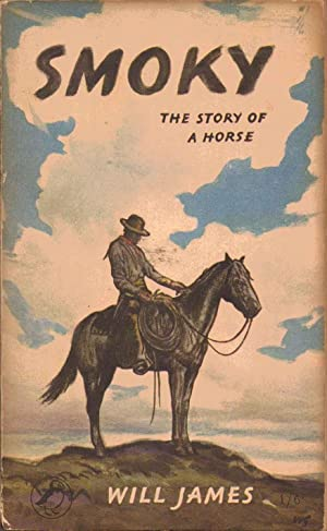 SMOKY: The Story of a Horse. Puffin Story Book 5. PS 5: Will James