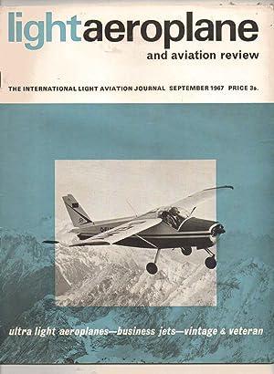Lightaeroplane and Aviation Review. The International Light: Brian Healey: Editor